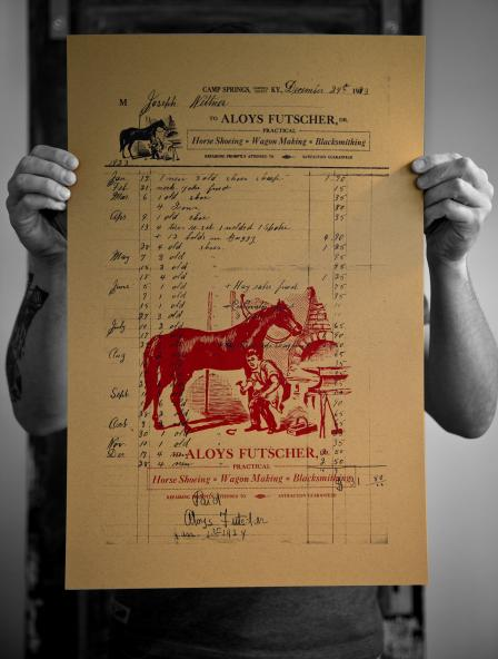 Blacksmith Bill 1923