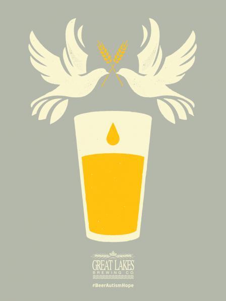 #BeerAutismHope