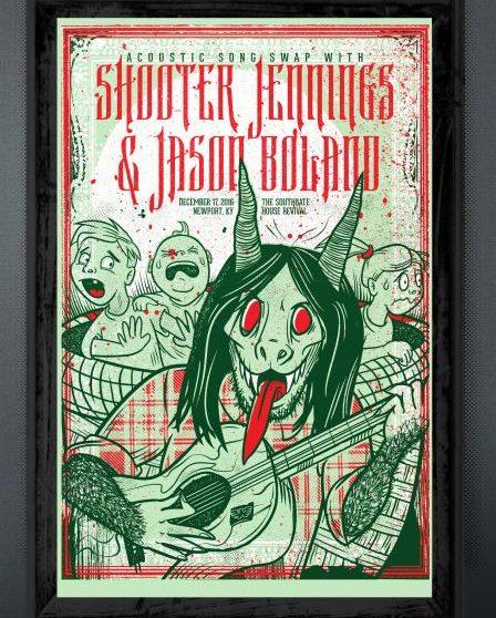Shooter Jennings & Jason Boland