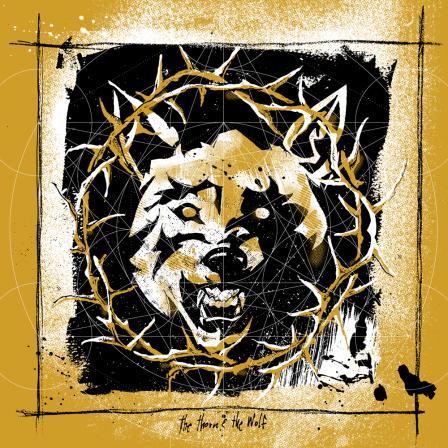 Wolf Thorn Print