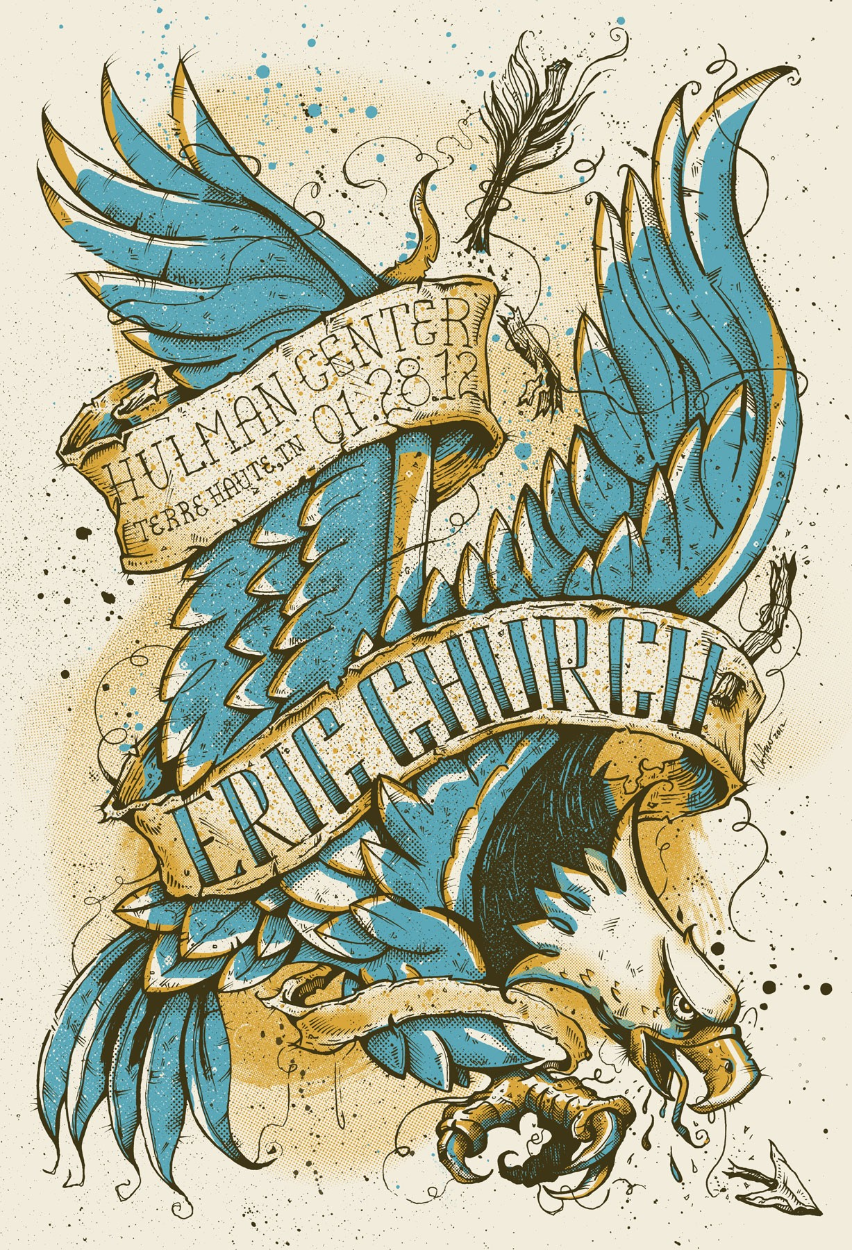 Poster_ChurchEagle