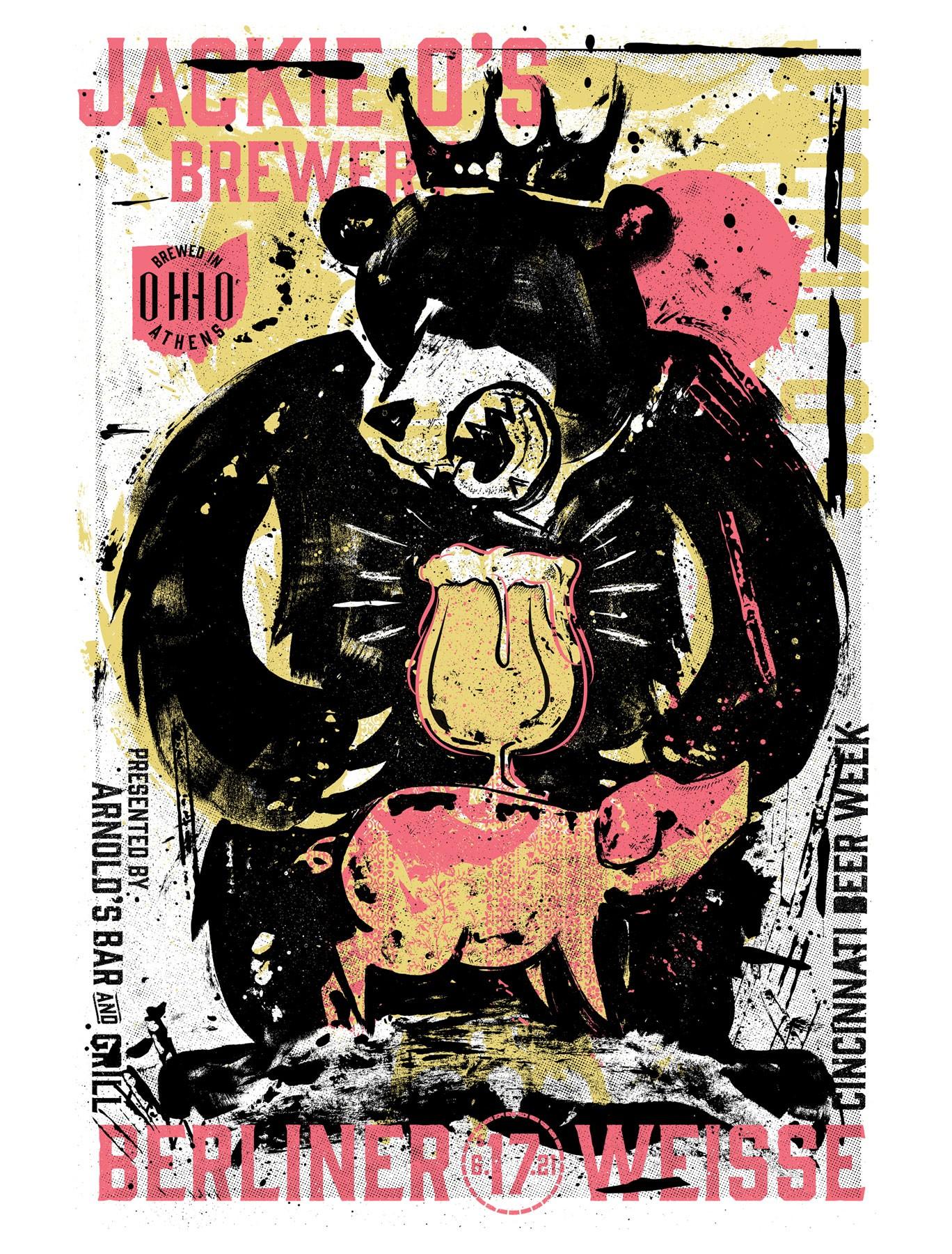 Poster_JackioO_Bear