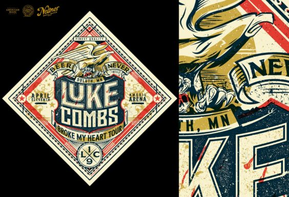 LukeCombs_NSB_Poster